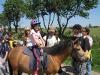výlet s koniky květen 2007