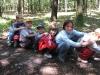 výllet s koniky cerven 2007