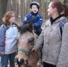 výlet s koniky únor 2008
